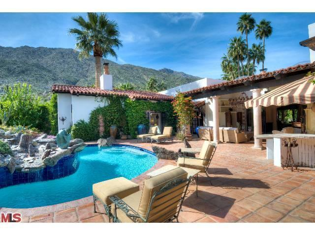 Million Dollar Listing Palm Springs Most Expensive Home